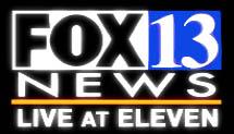 Fox 13 broadcast